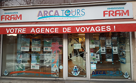 Arca Tours Arcachon