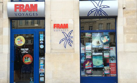 Agence de Voyages FRAM Bordeaux Tourny