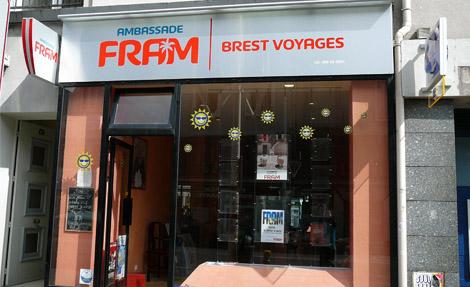 Brest Voyages