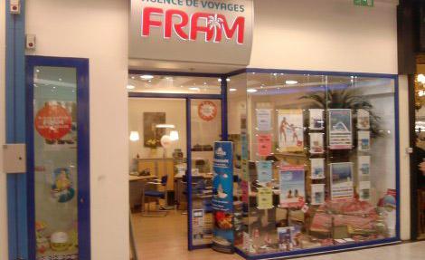 Agence de Voyages FRAM Créteil