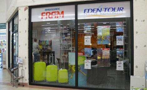 Eden Tour Chateaubriant