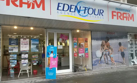 AMBASSADE FRAM Eden Tour Rennes