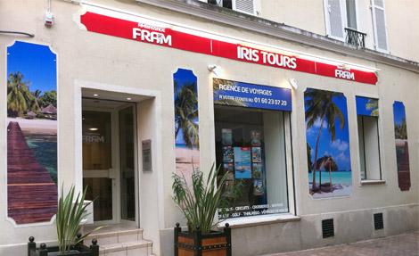 Iris Tours Meaux