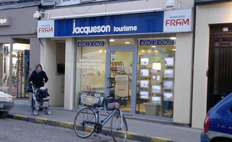 Jacqueson Tourisme Epernay