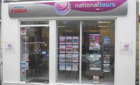 National Tours Agence Auray