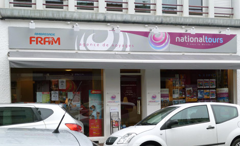 National Tours Agence Lorient