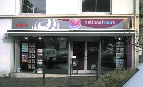 National Tours Agence Ploermel