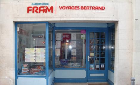 Voyages Bertrand Loudun