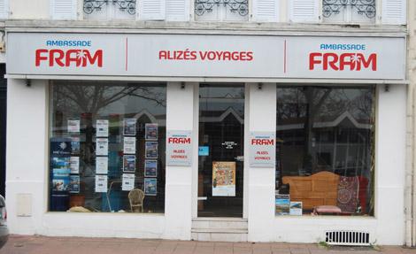 Alizes Voyages 17 Rochefort