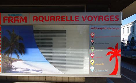 Aquarelle Voyages Tonneins