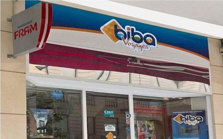 Biba Voyages Pau