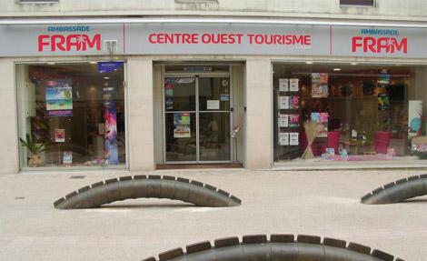 AMBASSADE FRAM Centre Ouest Tourisme Niort