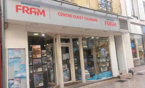 Centre-Ouest Tourisme Poitiers
