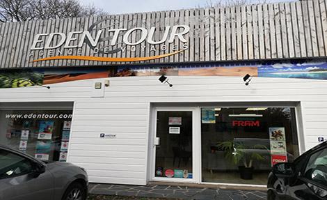 Eden Tour Blain