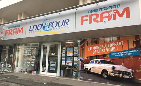 Eden Tour Rennes