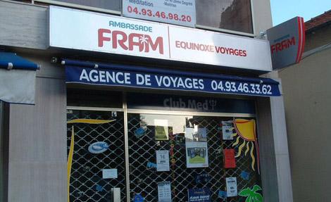 Equinoxe Voyage Le Cannet