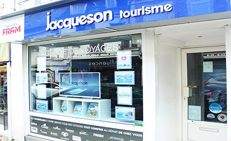 Jacqueson Tourisme Laon