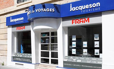 Jacqueson Tourisme Reims