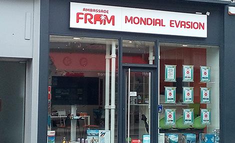 Mondial Evasion Saint-Chamond