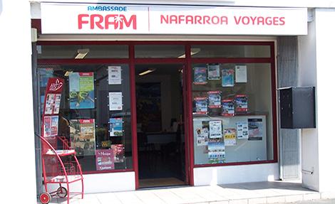 Nafarroa Voyages St-Jean-Pied-De-Port