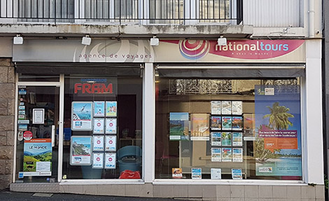 National Tours Agence Vannes