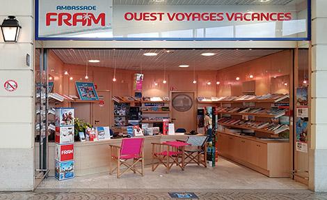 Ouest Voyages Vacances Montesson